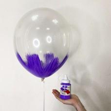 Краска для БРАШ фиолетовая 250мл