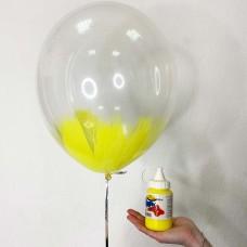Краска для БРАШ желтая 250мл